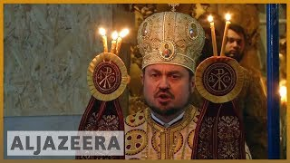 🇺🇦🇷🇺Ukraine set to establish new church, secure split from Russia l Al Jazeera English - ALJAZEERAENGLISH