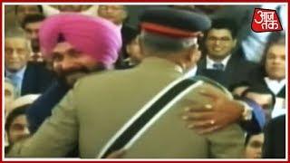 क्या जवानों की शहादत से भी बड़ी है Navjot Singh Sidhu की दोस्ती? - AAJTAKTV