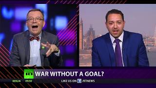 CrossTalk on Syria and North Korea: War without a goal? - RUSSIATODAY