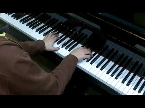 Trinity Guildhall Piano 2012-2014 Grade 6 Exercise 1a A Sad Waltz (Tone Balance Voicing)