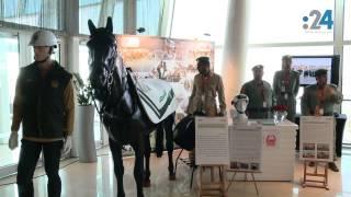 أحدث ابتكارات شرطة دبي: عصا للمسنين وكاميرا كاشفة للمخالفين