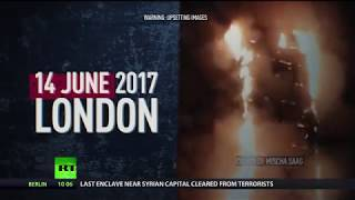 Poll: 68% of Britons dissatisfied with actions taken since Grenfell tragedy as inquiry starts - RUSSIATODAY