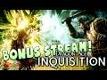 Dragon Age Ghost Busters - Bonus Christmas Livestream 2014 Highlights