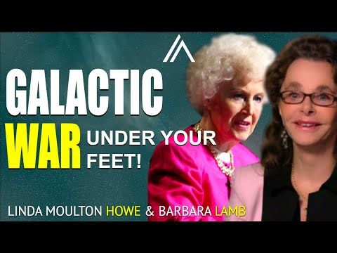 Linda Moulton Howe and Barbara Lamb - NEW Evidence of Galactic War? (2017)
