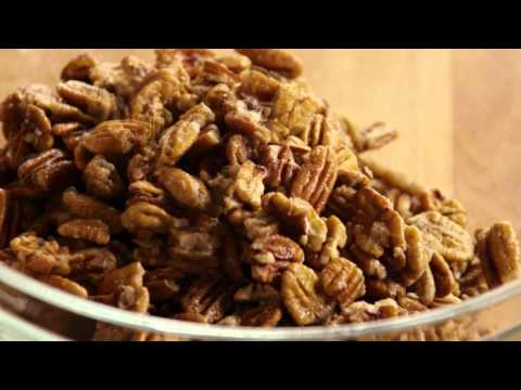 How to Make Sugar Coated Pecans