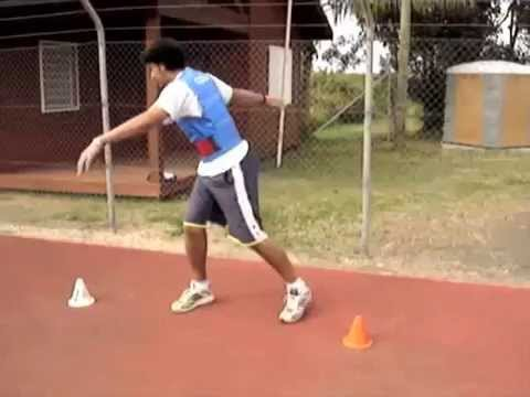 DISCUS Throw Pivoting drills by Didier POPPE.m4v