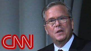 Jeb Bush gives eulogy for mother Barbara Bush - CNN