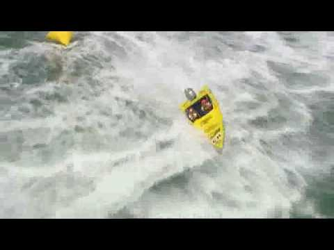Honda Formula 4-Stroke Powerboat Racing