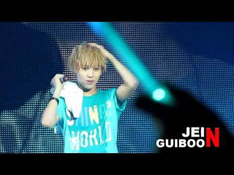 [Fancam] 110910 Taemin - SHINee World Concert in Singapore