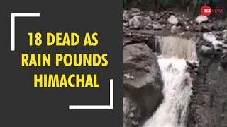 Moring Breaking: 18 dead, highways closed as rains pound Himachal - ZEENEWS