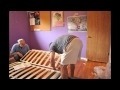 Time-lapse Assembly of Ikea Sofa Bed