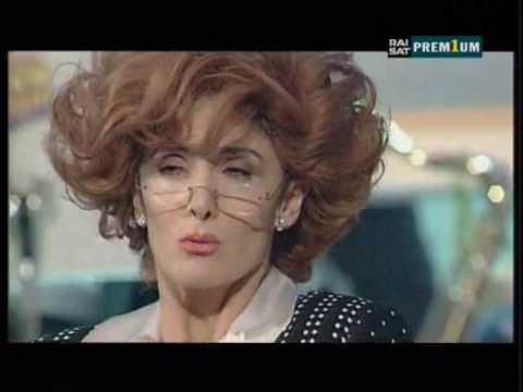 """Anna Marchesini - """"La Sessuologa, Dott.ssa Merope Generosa a Sanremo"""""""