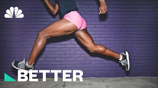 The One Simple Diet And Exercise Plan For Strong, Toned Legs | Better | NBC News - NBCNEWS