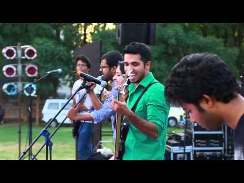 Sindbad the sailor - Cover | Infy Bangalore Band