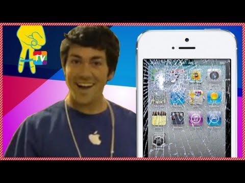 iPhone 5 Box Prank