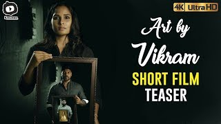 Art By Vikram Short Film Teaser   Keshav Sanam   Latest 2018 Telugu Short Films   Khelpedia - YOUTUBE