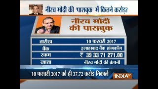 India TV Exclusive: Documents which unraveled Rs 11,400 crore PNB-Nirav Modi scam - INDIATV