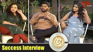 AWE Movie Team Success Interview   Prashanth Varma, Nithya Menen, Eesha Rebba - TeluguOne - TELUGUONE
