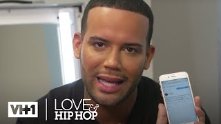 Jonathan Fernandez Claps Back At Fan Tweets 📱 Fandemonium | Love & Hip Hop: New York - VH1