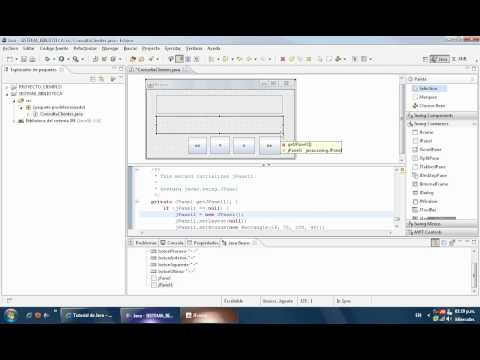 Tutorial Java - Consulta de registros facil en Java Swing 1/3