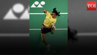 Thailand Open 2018: PV Sindhu loses third final, beaten by Japanese Nozomi Okuhara - TIMESOFINDIACHANNEL