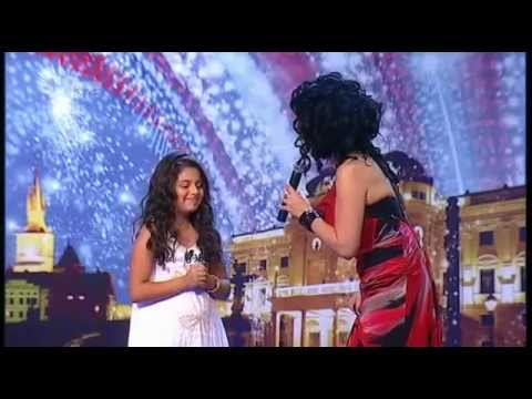 Amazing 9 years old Singer from GOT TALENT sings The Power of