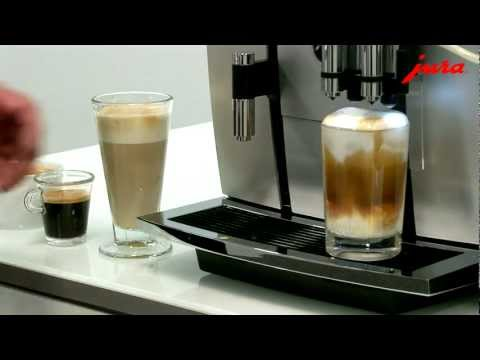 JURA GIGA 5 Product Demonstration