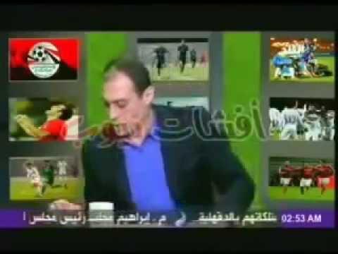خناقة رهيبة على الهواء ومذيع صدى البلد يطرد مرتضى منصور واحمد شوبير يشاهد بسعادة وصمت