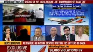 DGCA  guidelines flouted due to shortage of cabin crew - NEWSXLIVE