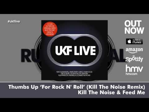 UKF Live (CD1 Album Megamix)
