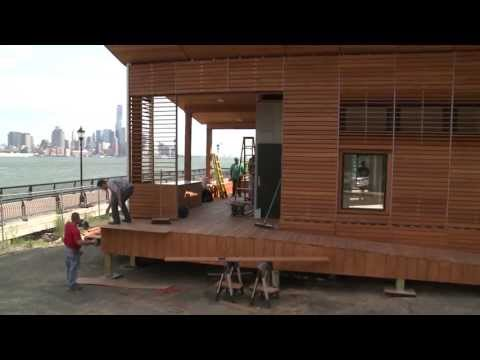 Stevens Institute of Technology: The Solar Decathlon at Stevens