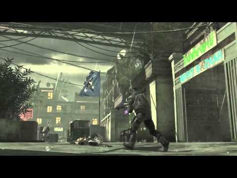 Call of Duty: Modern Warfare 3 Multiplayer Trailer Reveal [HD] [OFFICIAL]