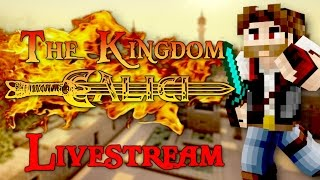 Thumbnail van SCORPIUS CITY?! - Minecraft: The Kingdom Calici (Livestream)