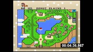 Super Mario World Speedrun Commentary -- Personal Best 10:15.3 --