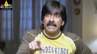 Krishna Movie Comedy Scenes Back to Back || Ravi Teja,Trisha, Brahmanandam - SRIBALAJIMOVIES