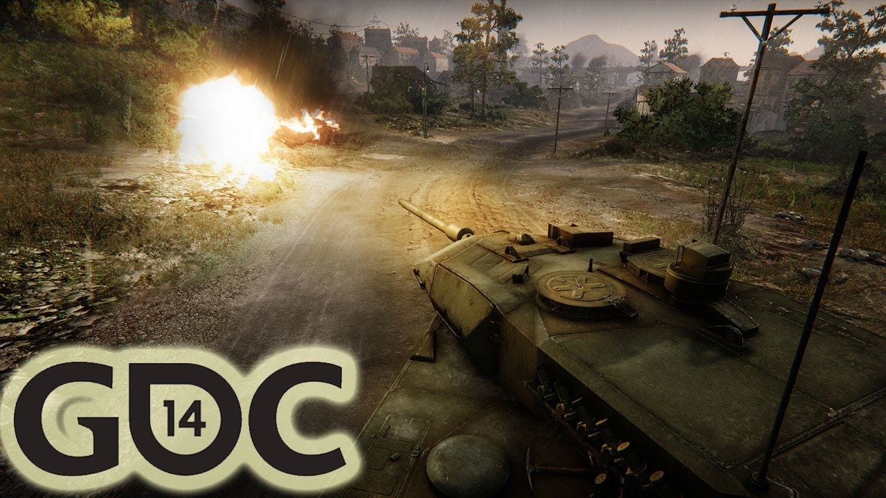 Armored Warfare Interview | GDC 2014