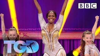 KLA and Oti shake it out in their duet - The Greatest Dancer Final | LIVE - BBC