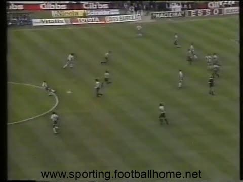 22J :: Porto - 3 x Sporting - 2 de 1989/1990