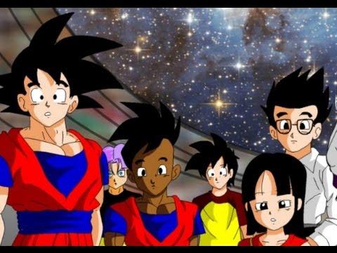 Dragon Ball Multiverse: Episode 2