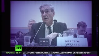 CrossTalk Bullhorns on Mueller Report: ZILCH! - RUSSIATODAY