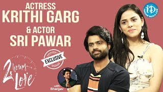 2 Hours Love Movie Actors Sri Pawar & Kriti Garg Exclusive Interview || Talking Movies With iDream - IDREAMMOVIES