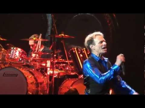 Van Halen Panama Live Montreal 2012 HD 1080P