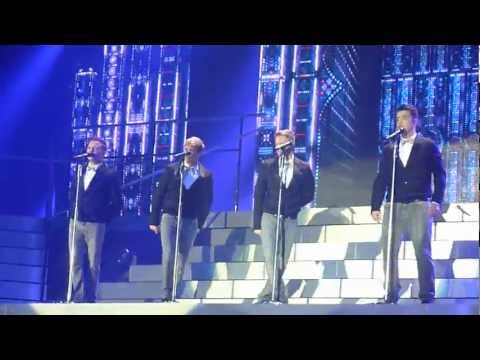 World of Our Own - Westlife Farewell Tour [Newcastle 14/5/2012]