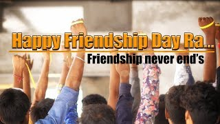 HAPPY FRIENDSHIP DAY RA TELUGU SHORT FILM 2018 - YOUTUBE