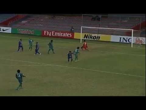 Maziya Sports & Recreation vs Arema Indonesia [1-3] AFC Cup 2014