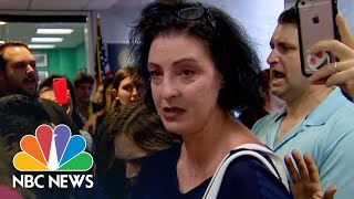 Anti-Judge Brett Kavanaugh Protesters Share Their #MeToo Moments | NBC News - NBCNEWS