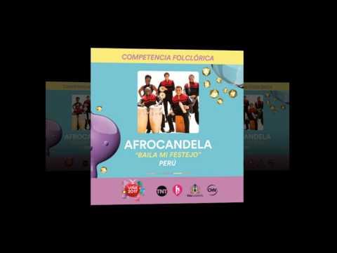 Afrocandela - Baila mi festejo , representantes de Perú
