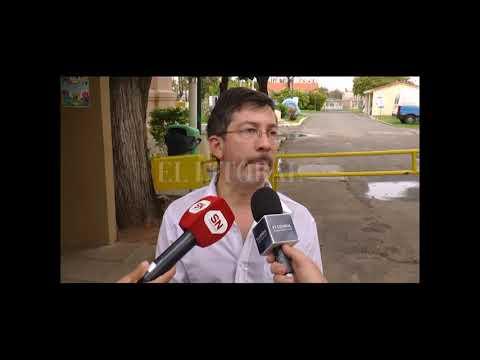 """COMENZÃ"""" A DISTRIBUIR AGUA LA PLANTA UBICADA EN BARRIO LOS TRONCOS"""