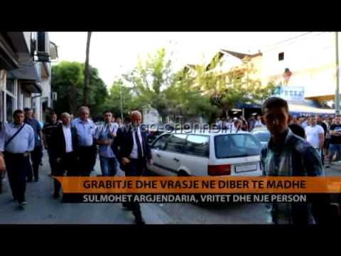 Grabitje dhe vrasje në Dibër të Madhe - Top Channel Albania - News - Lajme