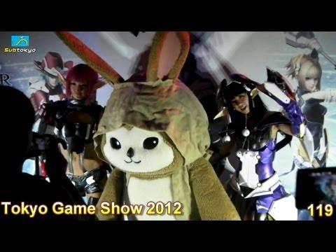 Tokyo Game Show 2012! Subtokyo 119